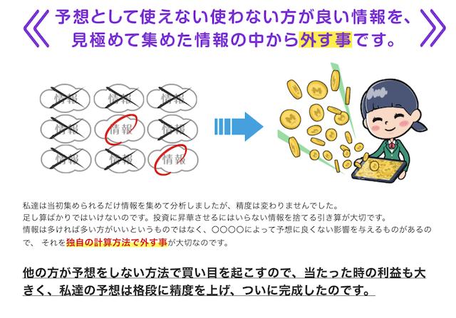 競輪アタ〜るフェイク外し法